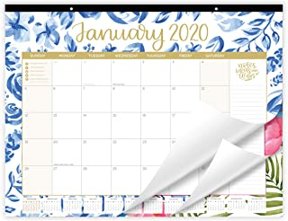 bloom daily planners 2020 Desk/Wall Monthly Calendar Pad - 21