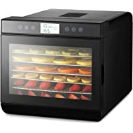 Magic Mill Food Dehydrator... Magic Mill Food Dehydrator Machine - Easy Setup, Digital Adjustable Timer, Temperature Control  ...