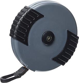 Oakson 767015 Tape Measure, Black, 20 m