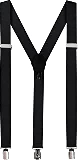 Mens Suspenders For Men With Clips Y Back Design Pant Clip Style Tuxedo Braces