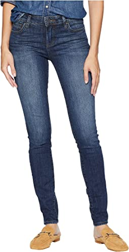 Mia Toothpick Skinny Jeans in Flattering