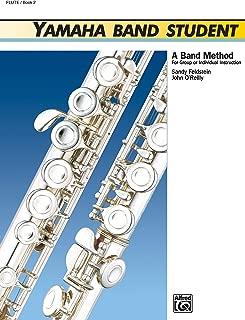 Yamaha Band Student, Book 2: Flute (Yamaha Band Method)