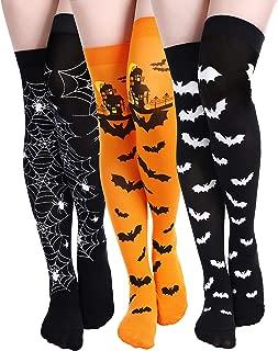 Best halloween thigh high stockings Reviews