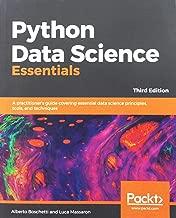 Best python data science essentials Reviews