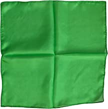 London Magic Works Magicians Silks with Tricks (Green, 12 inch)