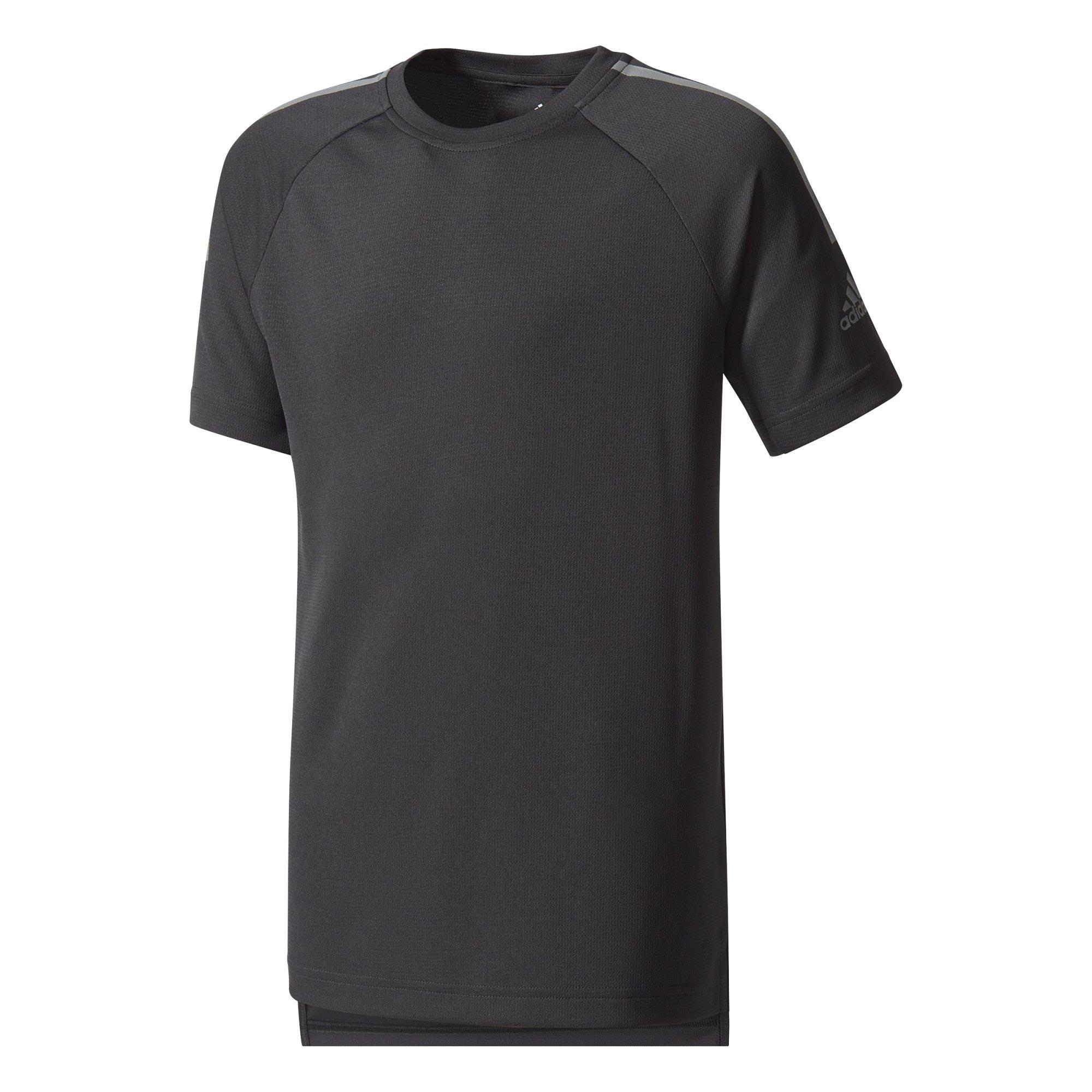 adidas Jungen Training Cool T-Shirt, Black/White, 140