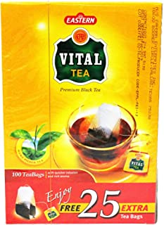 Vital Tea ( 125cnt Tea bags) (375g)