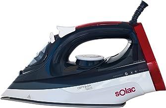 Solac PV2013 Optima 2.0 Plancha de vapor, 2400 W, 0.38