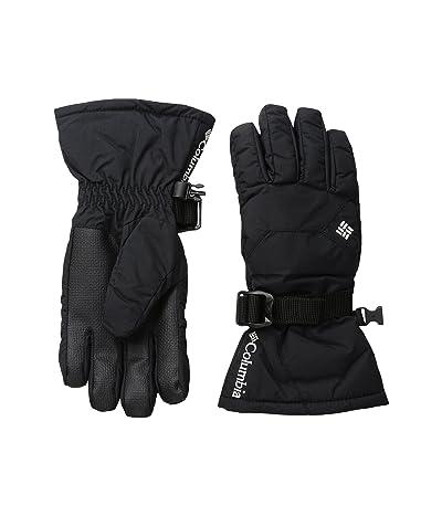 Columbia Kids Whirlibird Gloves (Big Kids) (Black) Ski Gloves