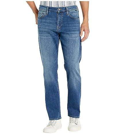 Mavi Jeans Matt Mid-Rise Relaxed Straight Leg in Dark Indigo Williamsburg (Dark Indigo Williamsburg) Men