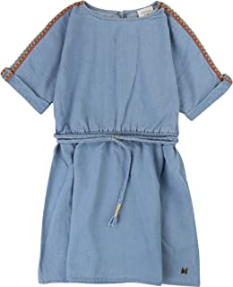 CARREMENT BEAU Kids Dress+Belt