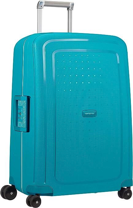 Imagen deSamsonite S'Cure - Spinner M Maleta, 69 cm, 79 L, Azul (Petrol Blue Capri)