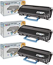 LD Compatible Dell 330-5207 (U903R) Set of 3 High Yield Black Toner Cartridges for Your Dell 3330dn Printers
