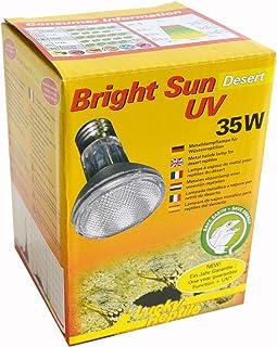 Lucky Reptile BSD-35 Bright Sun UV Desert, 35 W, lampa metalowa do oprawki E27 z promieniowaniem UVA i UVB (wymagany state...