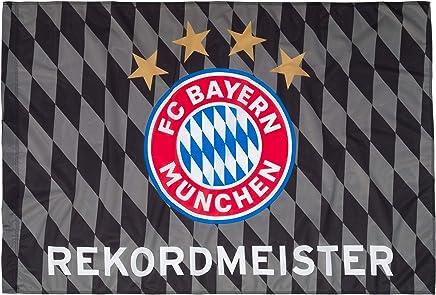 Munich Drapeau//rapeau//Bandera//Flag//drapeau GRATIS Stickers Hiss Drapeau FC Bayern de Munich 250/x 150/