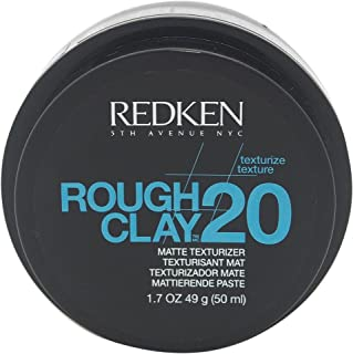 Redken Rough Clay 20 Matte Texturizer, 50 ml