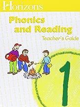 Horizons Phonics and Reading 1st Grade Homeschool Curriculum Kit (Complete Set) (Alpha Omega Lifepac, Grade 1)