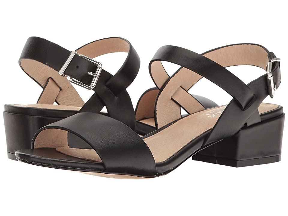 Shellys London Dacey Sandal (Black Leather) Women
