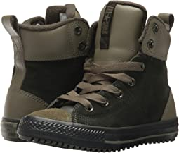 Converse Kids Chuck Taylor All Star Asphalt Boot Hi (Little Kid/Big Kid)