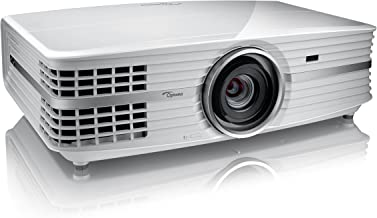 Optoma UHD65 True 4K UHD Cinema Projector for Home Theater Enthusiasts | Accurate Color with 6-Segment Color Wheel | HDR10...