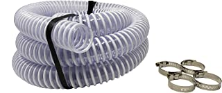 connecting hoses to pool filter