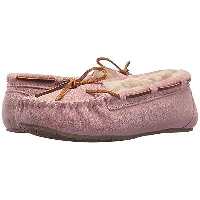 Minnetonka Gina Junior Trapper (Pink Blush) Women