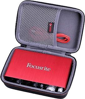 XANAD twarde etui do Focusrite Scarlett Solo lub 2i2 (3nd Gen) interfejs audio USB