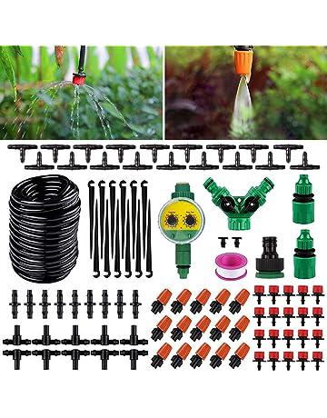 Kits de riego por goteo para equipos de riego automático ...