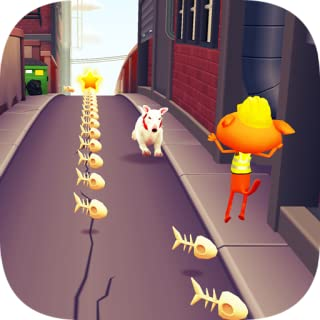 Pets Dash - Super Cat Runner : Fun run game