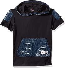 Southpole - Kids Big Boy's Stripe Short Sleeve Fashion Tee Shirt