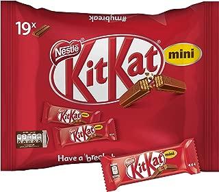 Nestle Kitkat 2 Finger Mini Milk Chocolate Bar, 250g (19 Minis)
