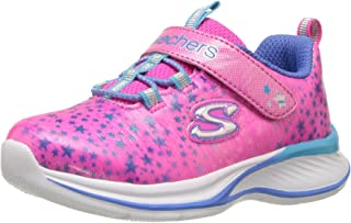 Skechers Kids Girls' Jumpin' Jams-Cosmic Cutie Sneaker