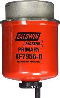 Baldwin Heavy Duty BF7956-D Fuel Filter,5 x 3-1/2 x 5 In