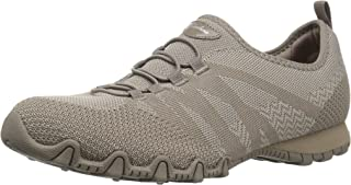 Skechers Womens Bikers - Knit Happens