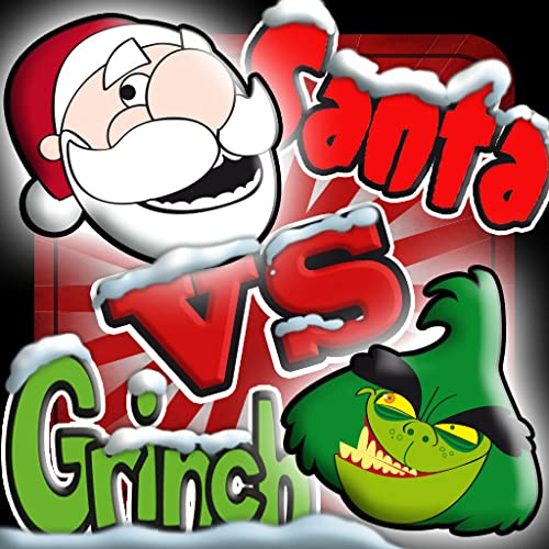 Pai Natal vs Grinch