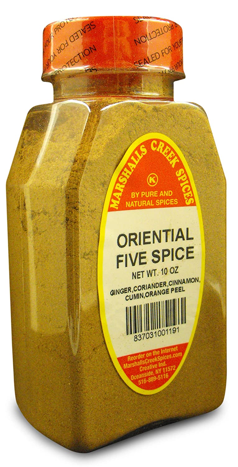 New Size Marshalls Creek Spices Free Shipping New Oriental … Ranking TOP18 Five Spice 10 oz