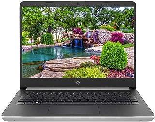 "2020 Latest HP 14-Dq1037wm Laptop 10th gen Core I3-1005G1 Upto 3.4GHz 4GB 128GB SSD 14"" HD 220Nits Display Intel® UHD Grap..."