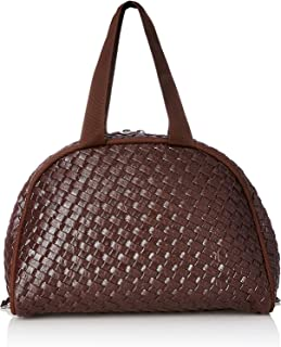 Kuber Industries Purse and Handbag for Women Fashion Ladies Soft Leather Top Handle Satchel Tote Bag,Make Up Kit Cum Jewel...