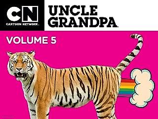 Uncle Grandpa Season 5