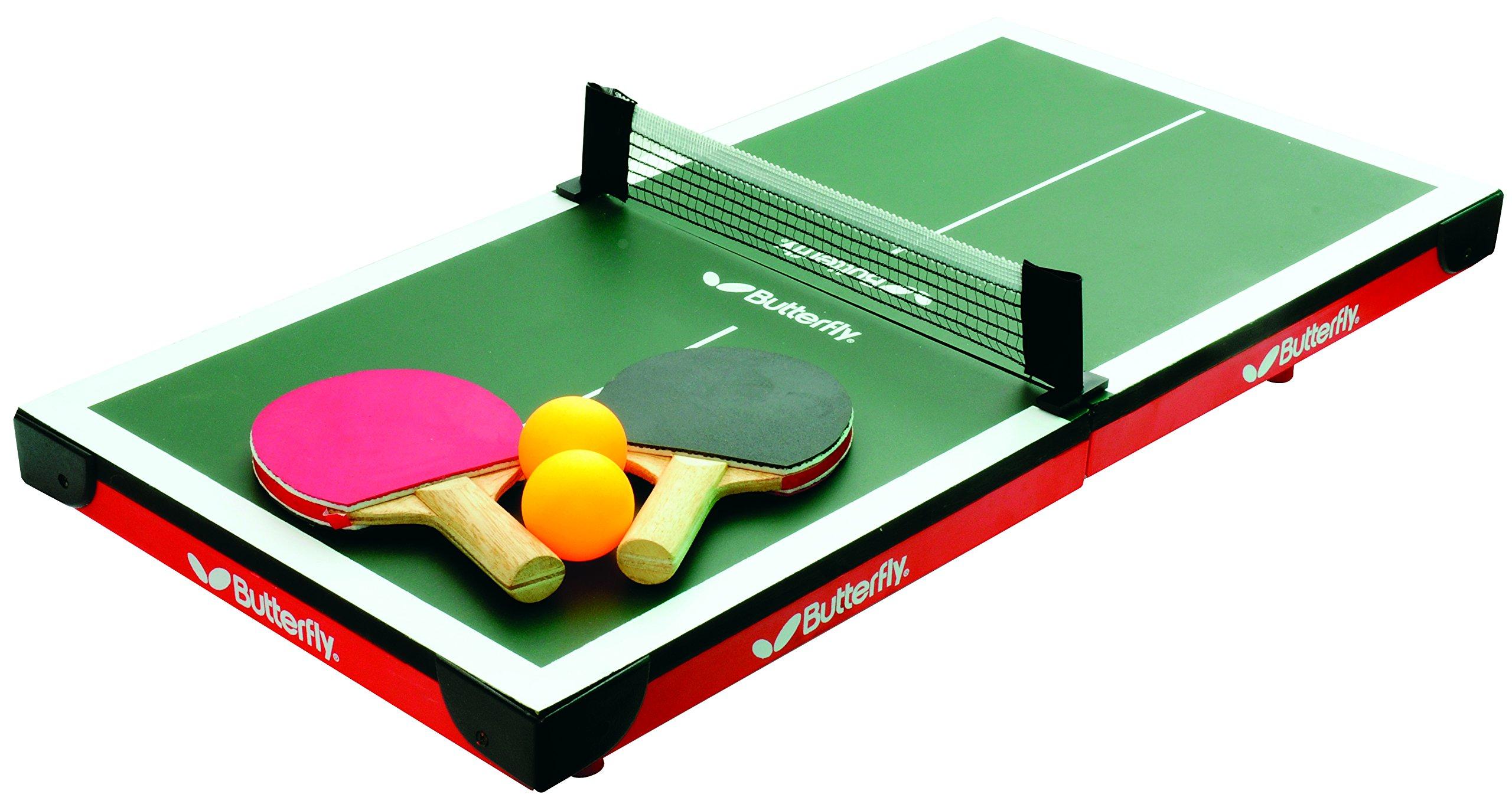 Butterfly Mini Table - Mesa de ping pong: Amazon.es: Deportes y aire libre