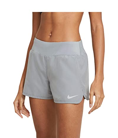 Nike Crew Shorts (Particle Grey/Reflective Silver) Women