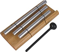 Woodstock Chimes - The ORIGINAL Guaranteed Musically Tuned Chime, Zenergy - Trio