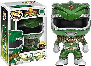 toy tokyo metallic green ranger
