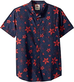 Gatland Hawaiian Print Short Sleeve Shirt