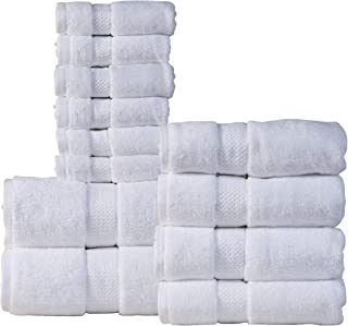 Best bella lux hand towels Reviews