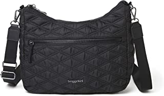 Baggallini Quilted Convertible Hobo
