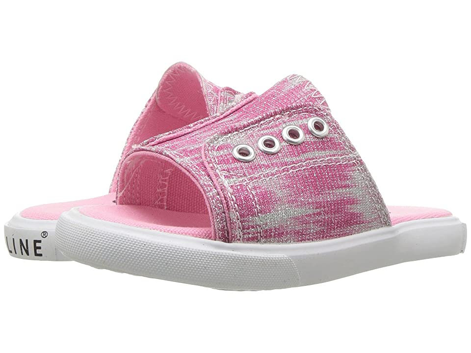 Amiana 6-A0974 (Toddler/Little Kid/Big Kid/Adult) (Pink Flame Stitch) Girl