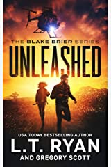 Unleashed (Blake Brier Thrillers Book 2) Kindle Edition
