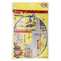 Camlin Painting Kit 199 Combo – Multicolor