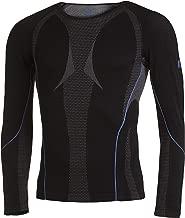 Medico Seamless Herren Sport Profi Unterhemd Premium Silver & Fresh